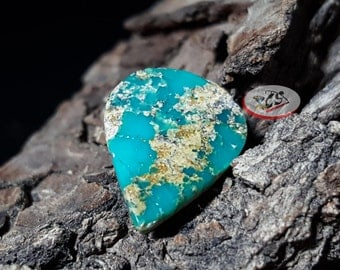 CS0117 - Persian Turquoise Cabochon