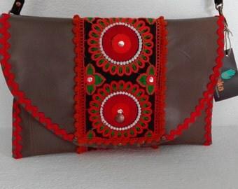 Handbag - Clutch skin 3