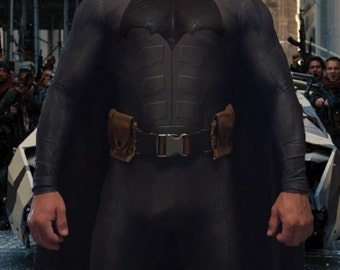 New Justice League Batman Bodysuit