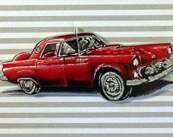 Ruby Car - Limited Edition