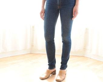 Acne Skinny Jeans 28/32