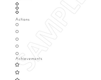 To-Do List Digital Instant Download, printable,check list. minimal to-do list, daily list, , organiser, time-management, daily to-do list