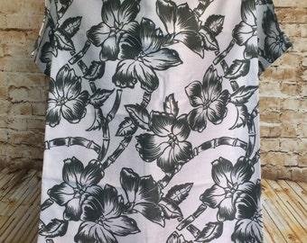 Floral Design Nursing Cover Up - Nursing Apron - Breastfeeding Cover