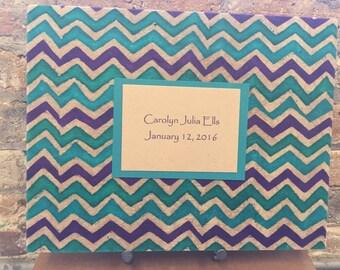 Tessera Baby Memory Book