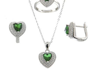 STIRLING SILVER JEWELRY