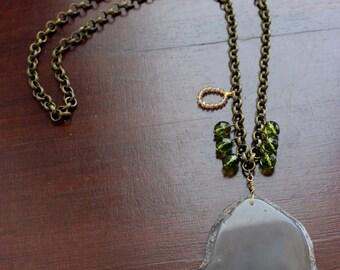 LILIUM long necklace