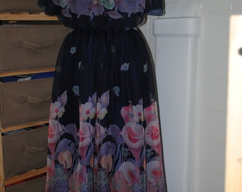Cocktail dress 1970/80