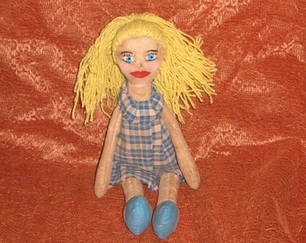 Primitive Doll Merry