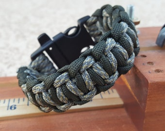 Cobra Belly 550 Paracord Bracelet *Digital Camo Belly*  FREE SHIPPING!!