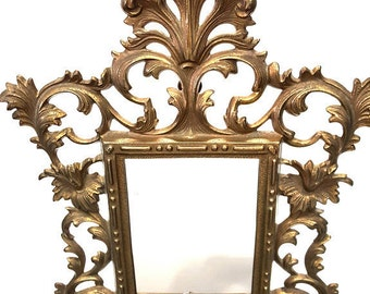 Stand up mirror etsy for Small stand up mirror