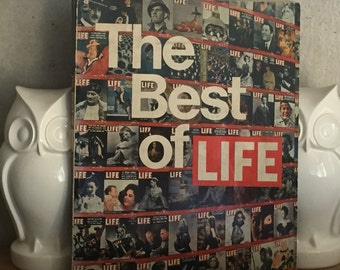 Best of Life Magazine coffee table book