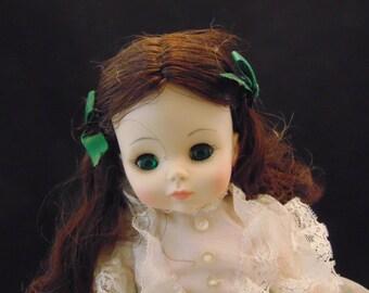 Vintage Madame Alexander Scarlett Doll