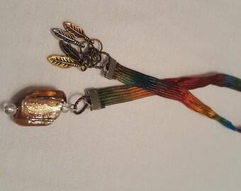 custom handmade bookmark