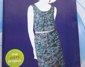 Simplicity 2004 Dress Sewing Pattern XS-XL