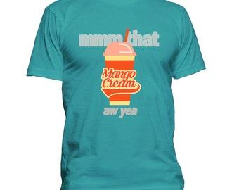 Mango Cream Smoothie Tee