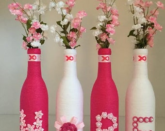 Breast Cancer Hope Bottles Style 2