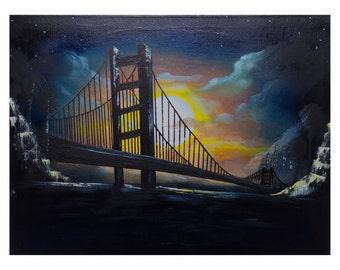 San Francisco brigde