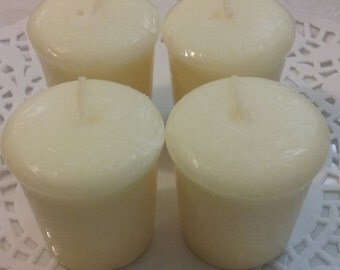 Scented Votive Candles, Scented Votives, Votives, Marshmallow Cream, Scented Candles, Handmade Candles, Cotton Wick, Soy Wax Votives