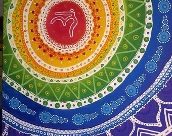Intuitive Chakra Painting