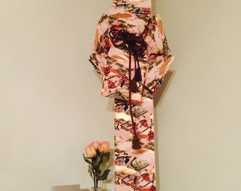 Tapestry  **Japanese KIMONO OBI**