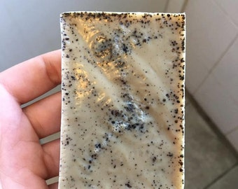 Coffee Peppermint Soap