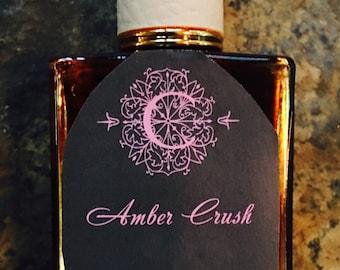 Amber Crush Fragrance Oil