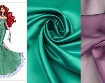 Custom Made Disney's Ariel Fishtail Gown