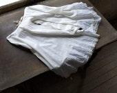 Pantaloons Split Leg Drawstring Waist S/M
