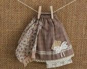 Saxifrage Mori Girl Skirt for Blythe