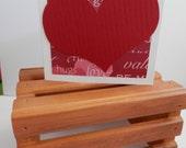 Valentine DIY Kit Reds and Pinks