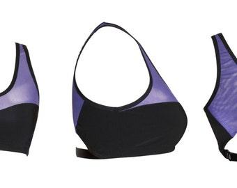 Crop top bra wireless - underwear soutien Love