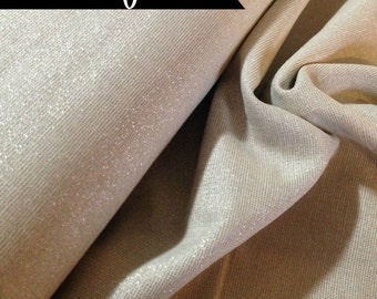 Metallic fabric, Sparkle Fabric, Gold fabric, Essex Linen, Apparel,  Wedding fabric, Robert Kaufman, Metallic Essex in Sand