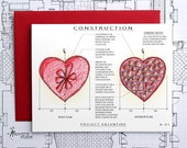 Project Valentine - Valentine Architecture Construction Card