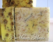 SALE SOAP- Gardenia Chamomile Soap - Gardenia Soap - Handmade Soap - Vegan Soap- Soap Gift