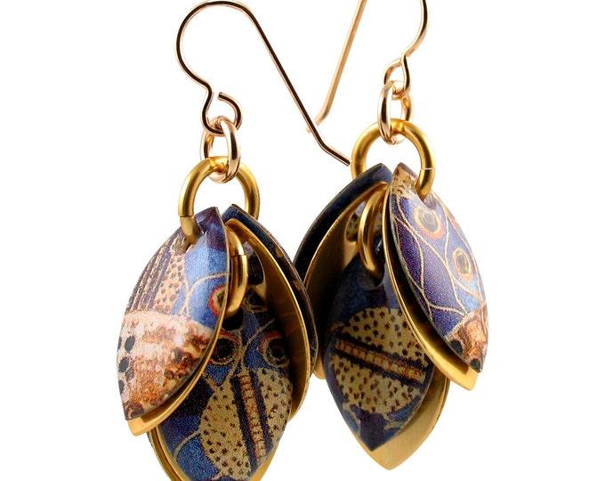 Custom Handcrafted Judith Earrings