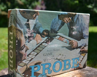 Vintage 1964 PROBE Game, COMPLETE