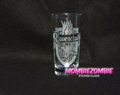 Harry Potter - Ravenclaw  Etched glasses House Pride