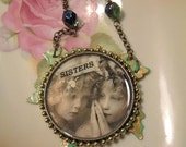 Sisters - Customizable Necklace - Best Friends - Daughter - Cousins