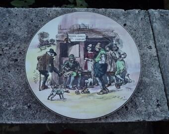 Vintage Royal Dalton Cobler Plate 1949