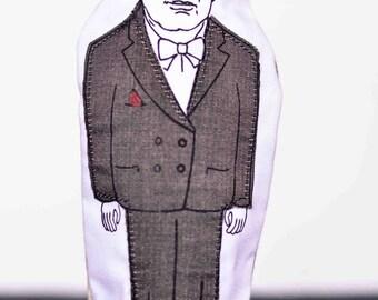Lester B. Pearson Finger Puppet