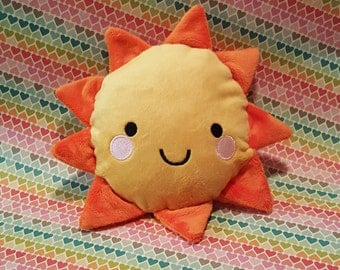 Sunshine Plush