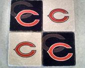 Chicago Bears Coasters