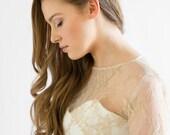 RESERVED for mariapanarella - PORTIA Pearl Hair Comb