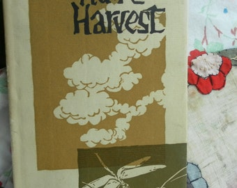 HAIKU HARVEST 1V vintage book 1962
