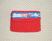 CARS Inspired Purse/Wallet--SALE