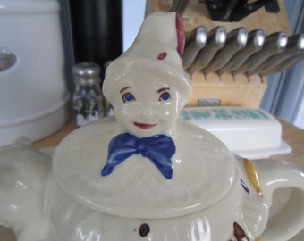 Shawnee Teapot Tom The Piper's Son