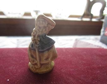 SALE Little Bo Peep. Canadian Nursery Rhyme made in England by Wade, Red Rose Tea.