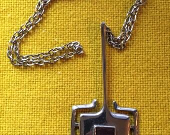 Vintage Celebrity Mod Necklace