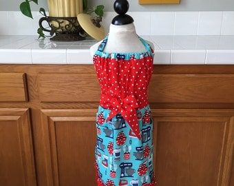 Little Girl Apron
