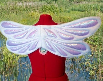 Dragonfly Wings, Fairy Princess, Shimmer Fabric, Long-Lasting